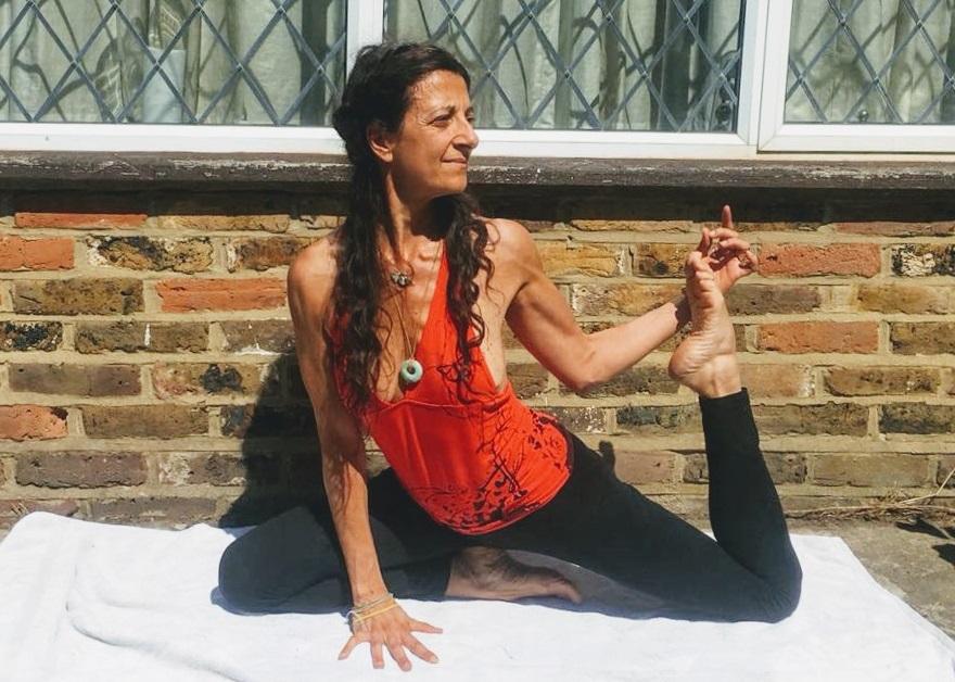 YALP Yoga in Berlin Luana Marini Bellisari